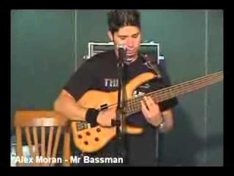 mr.bassman alex moran