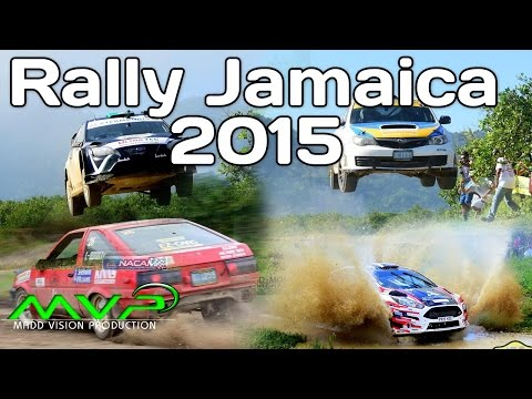 Rally Jamaica 2015