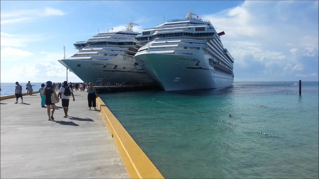 Grand Turk Cruise Port Video Youtube