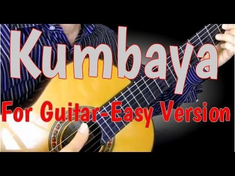 Kumbaya For Guitar Learn To Play Guitar With This Super Easy Song ...