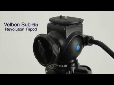 Velbon Sub65 - All-in-one Tripod ?????