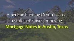 Need Austin Texas Mortgage Note Buyers, call 772 232 2383 sell mortgage note