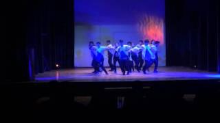 Misba Western Dance Crew at IIT Delhi