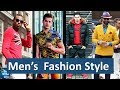 MEN fashion style man posing styles fashion style Street style man photoshoot outfits
