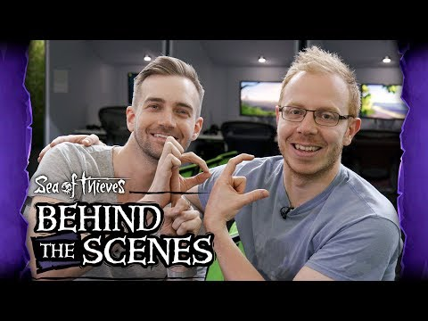 Sea of Thieves Behind the Scenes: PC