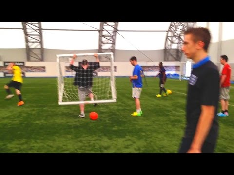 FOOTBALL VLOG with The Sidemen