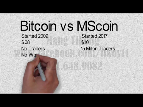 Bitcoin vs MScoin