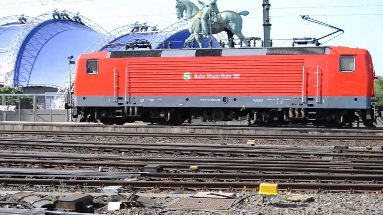 Deutsche Bahn Köln Hbf