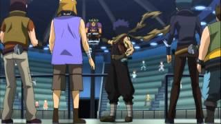 爆旋陀螺 鋼鐵戰魂 ZERO G 粵語 12 無情的動地巨獸