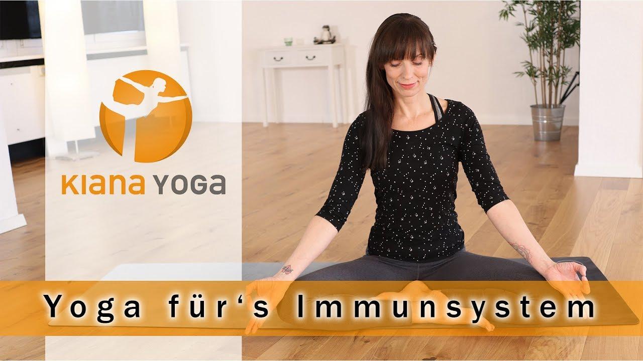 Yoga Erkältung