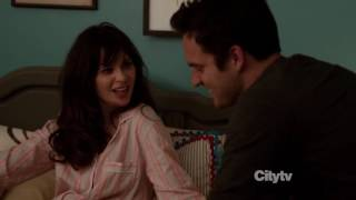 New Girl: Nick & Jess 2x19 #6 (Jess: I wanna have sex with you)
