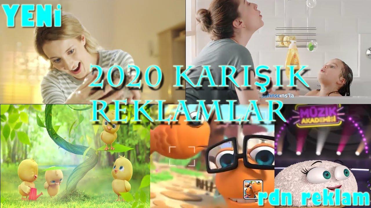 Çocukların Sevdiği Yeni Karışık Reklamlar 2020-2021 - 30 Dakika Kesintisiz Reklamlar İzle