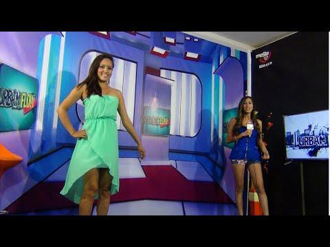 Chicas de tarapoto  - Urban Flow  [Mega tv Canal 18 tvsam]