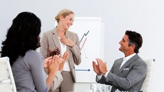 Giving an Effective Sales Presentation | Public Speaking