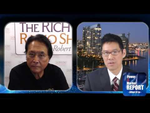 Robert Kiyosaki Interview. Get Financially Wise!!