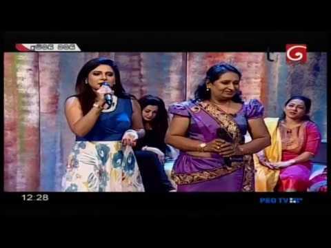 Sina Mal Godak - Sewwandi Ranathunga @ Nirmala Ranathunga at AMMAI MAMAI PROGRAMME