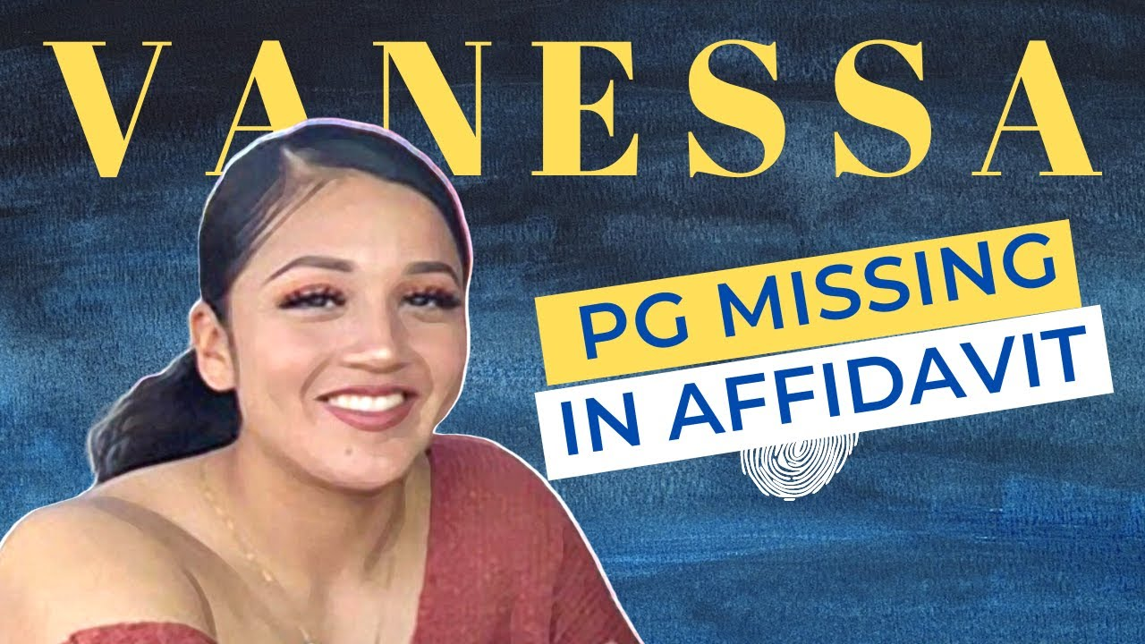 VANESSA GUILLEN UPDATE - Missing Page in Affidavit, Cecily Aguilar in Court & More