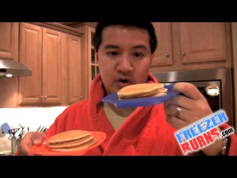 how to make aunt jemima pancakes better