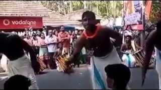 Funny Chendamelam in Kerala