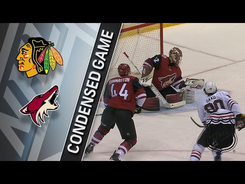 Condensed Game: Blackhawks @ Coyotes