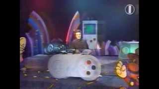 Денди Новая Реальность: телеканал ОРТ, 10 выпуск [18 августа 1995]