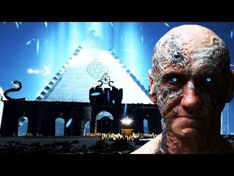 Empire Last Stand at the Pyramid of Light! - Tzeentch Invasion of Altdorf Survival - Warhammer 2