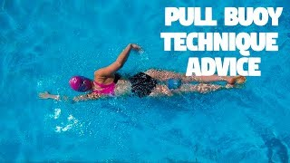 Pull Buoy Technique Advice - www.simplyswim.com