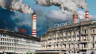 Nouvelle étude le révèle: Credit Suisse et UBS continuent de financer le charbon, pétrole et gaz