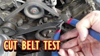 if Serpentine Belt breaks - will car start and run?