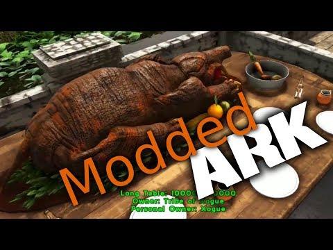 MY KIND OF CHRISTMAS! || Ark (Transformation Mod)  || #22