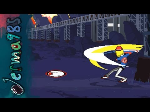Lethal League - Insane Dodgeball Pong |