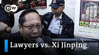 China: Dissenting lawyers and activists push back against government repression | DW News