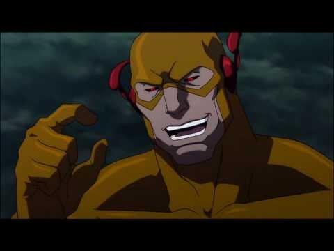 Flash vs Professor Zoom