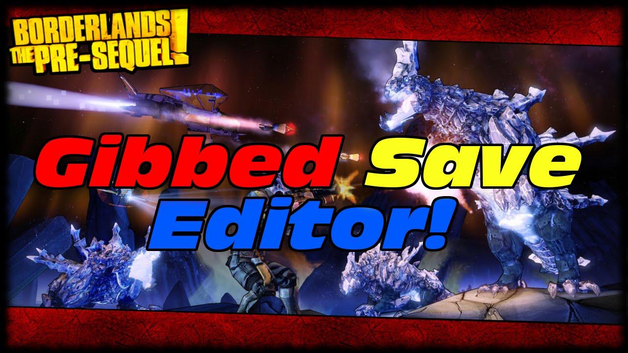 gibbed save editor download