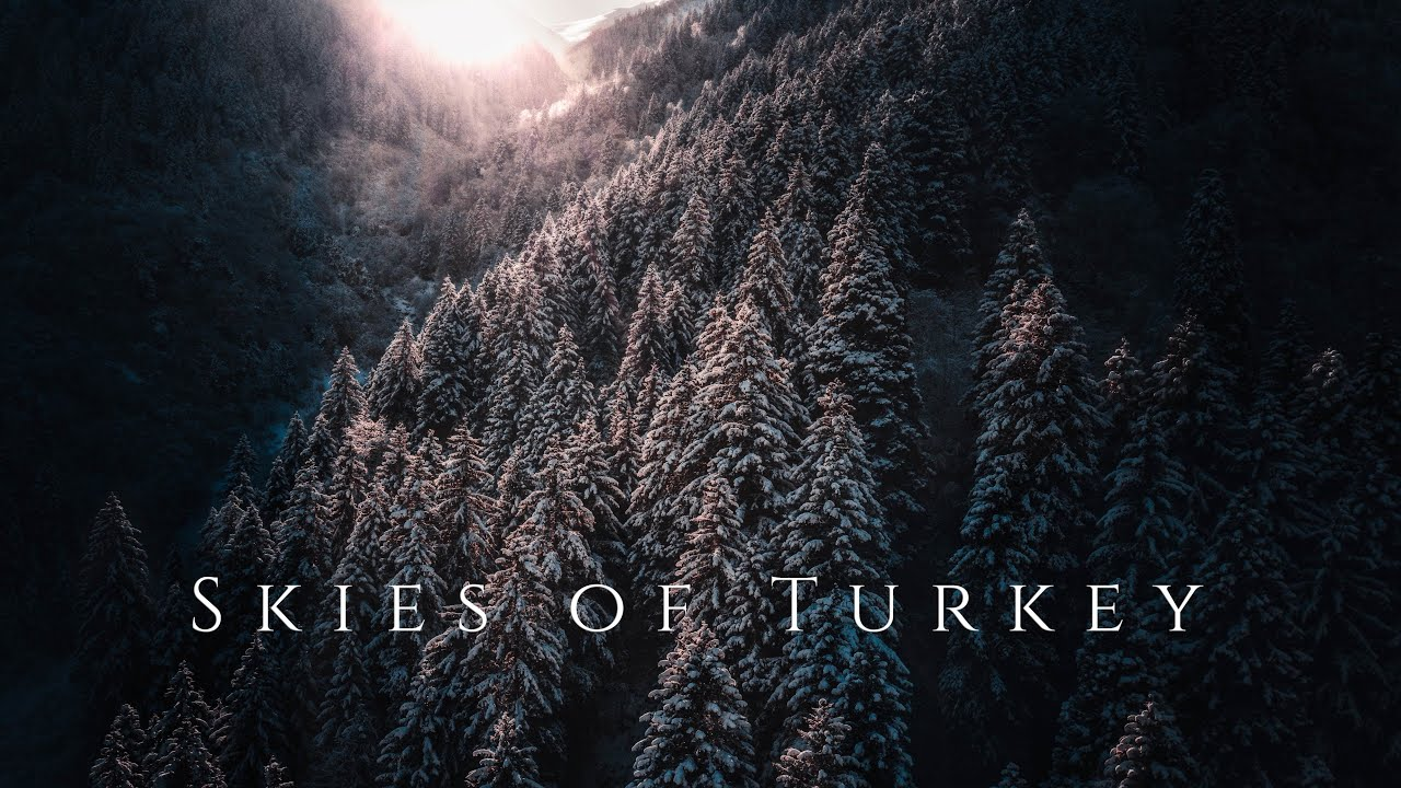 Skies of Turkey (2 Years of Drone Shooting in Turkey)
