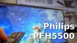 Philips PFH5500 Android TV - najważniejsze funkcje [key features]