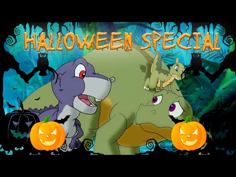🎃Spooky Stories In The Dark 🎃| The Land Before Time | Full Episode | Animated Cartoons For Children