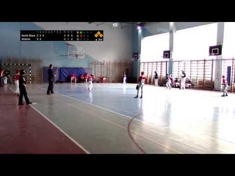 Видео: Игра 30/03/2014 NS vs. ATL