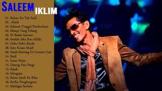 "Saleem Iklim-Full Album ""Hits Lagu Malaysia Pilihan Terbaik"""