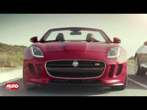 Jaguar F-Type Roadster 2013 [HD]