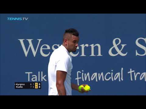 Highlights: Federer, Shapovalov, Kyrgios Win At Cincinnati 2018