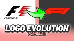 The Evolution of the F1 Logo + My REDESIGN