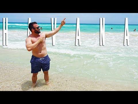HAVANA CUBA 2017 TRAVEL VLOG #1 (HD)