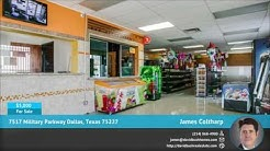 7517 Military Parkway Dallas, Texas 75227   For Sale