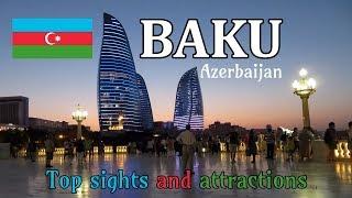 Baku, Azerbaijan 🇦🇿 2018 | Top sights and tourist attractions