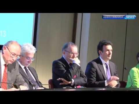 Economia della Lombardia - Rapporto Banca d'Italia 2013 - Assolombarda