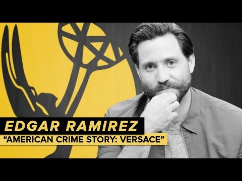 "ACS Versace's Edgar Ramirez Reveals His On Set ""Connection"" with Penelope Cruz"