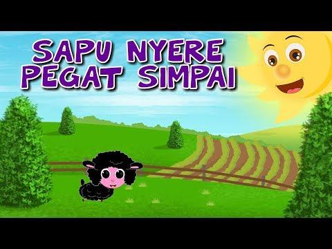 Sapu Nyere Pegat Simpai   Lagu Daerah Sunda   Lagu Anak TV