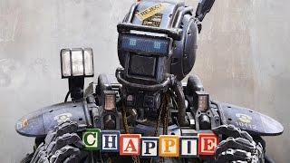 Робот по имени Чаппи / Chappie - трейлер на русском