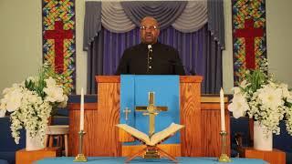 Pastor Shelby Tate Sermon - Sunday, January 10, 2021